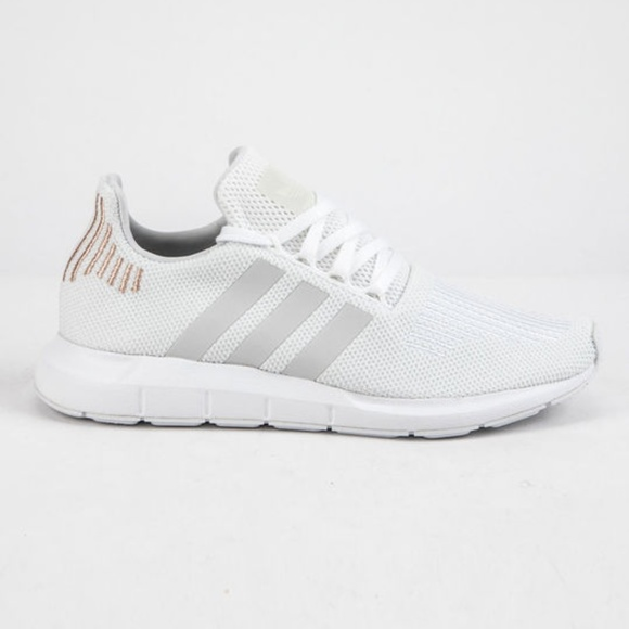 82103aa95 ADIDAS Swift Run Cloud White   Crystal White Shoes